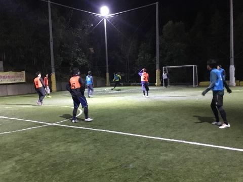 UNO 1/21(火) at UNOフットボールファーム_a0059812_02470713.jpg