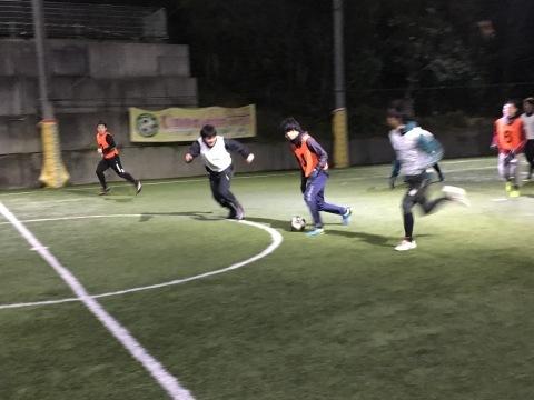 UNO 1/21(火) at UNOフットボールファーム_a0059812_02473566.jpg
