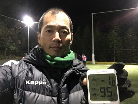 UNO 1/21(火) at UNOフットボールファーム_a0059812_02474552.jpg