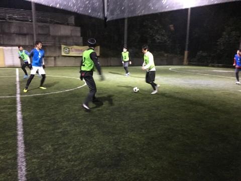 UNO 1/22(水) at UNOフットボールファーム_a0059812_16484712.jpg