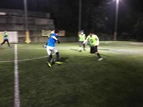 UNO 1/22(水) at UNOフットボールファーム_a0059812_16484918.jpg