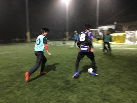UNO 1/23(木) at UNOフットボールファーム_a0059812_17182319.jpg