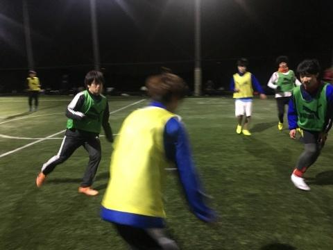 UNO 1/24(金) at UNOフットボールファーム_a0059812_17234509.jpg