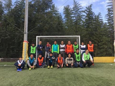 ゆるUNO 1/25(土) at UNOフットボールファーム_a0059812_17391949.jpg