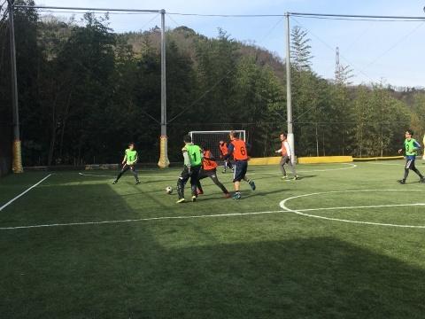 ゆるUNO 1/25(土) at UNOフットボールファーム_a0059812_17401336.jpg
