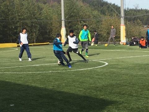 ゆるUNO 1/25(土) at UNOフットボールファーム_a0059812_17403133.jpg
