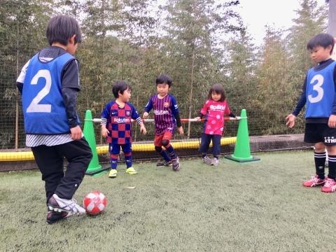 ゆるUNO 1/26(日) at UNOフットボールファーム_a0059812_17525305.jpg
