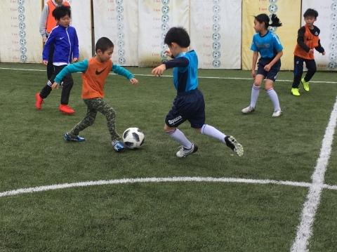 ゆるUNO 1/26(日) at UNOフットボールファーム_a0059812_17540007.jpg