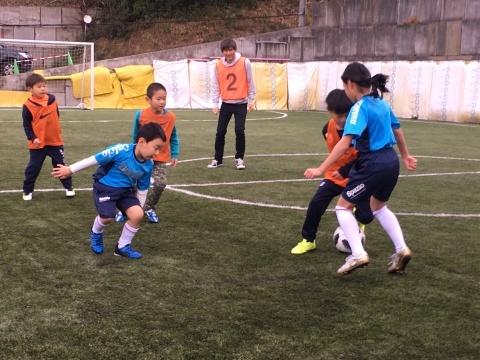 ゆるUNO 1/26(日) at UNOフットボールファーム_a0059812_17541151.jpg