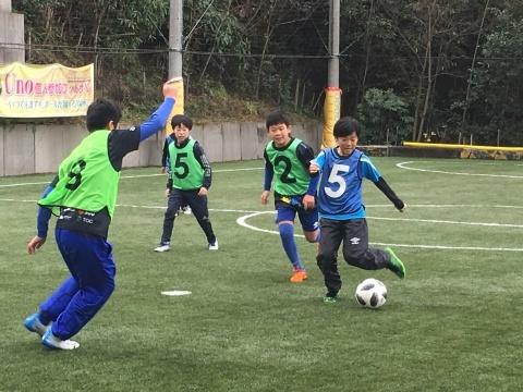 ゆるUNO 1/26(日) at UNOフットボールファーム_a0059812_17542334.jpg
