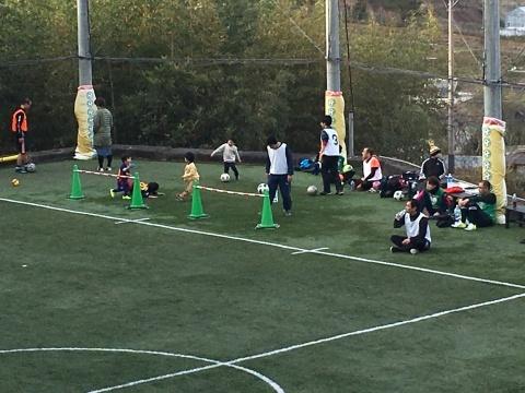 ゆるUNO 1/26(日) at UNOフットボールファーム_a0059812_17553888.jpg