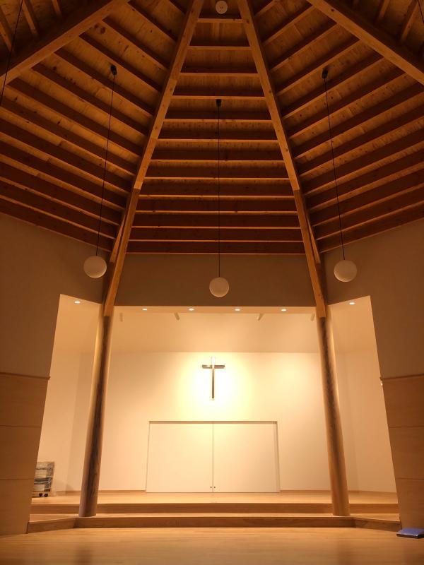 竣工 お引渡し(N教会)_d0086022_10193908.jpg