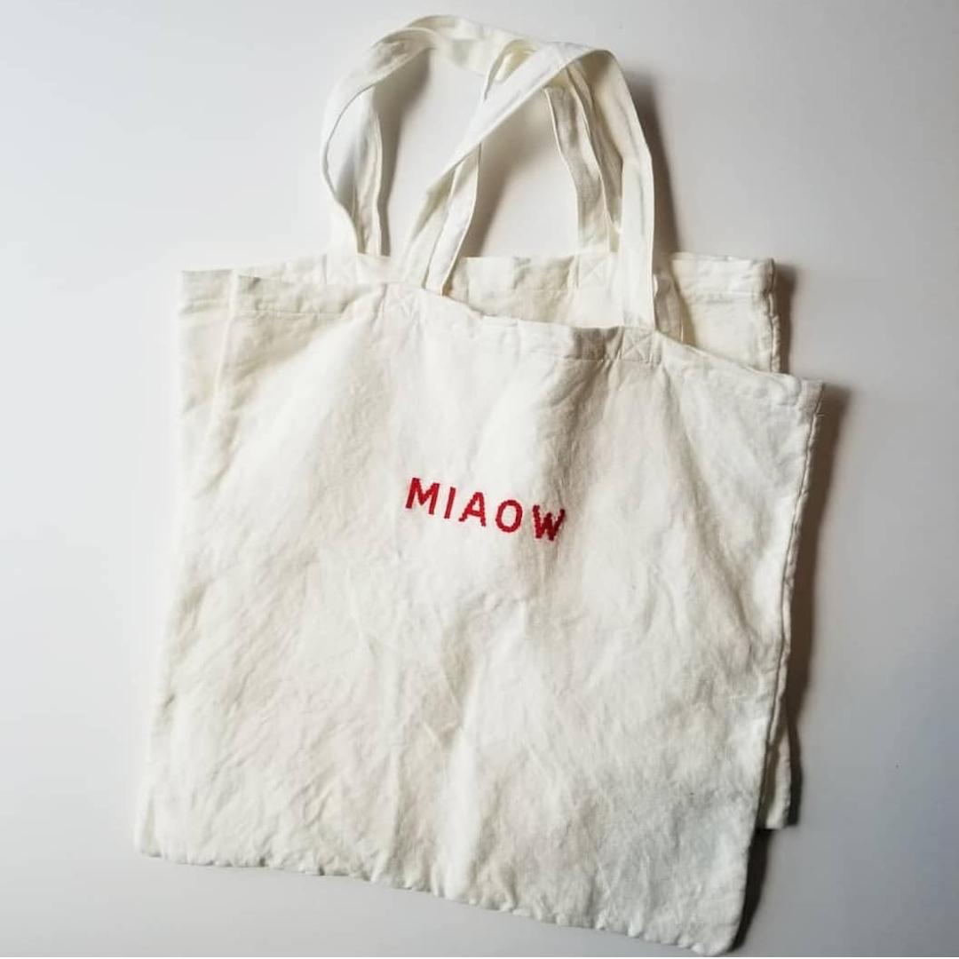 R&D.M.Co刺繍シリーズ リネンtote bag_f0120026_17103586.jpg
