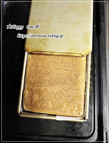 クリスピーチキン風弁当と角食♪_f0348032_18233759.jpg