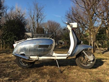 1970 Innocenti Lambretta 150dl (150GP) 入荷!_f0123137_15534815.jpg