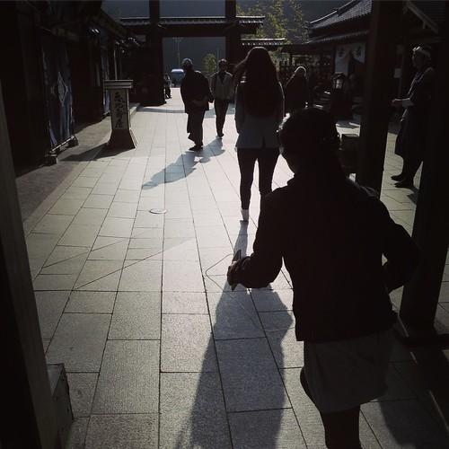 写真を撮りながら「江戸ワンダーランド 日光江戸村」体験_c0060143_15443965.jpg