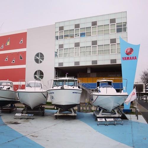 目指せ船舶免許!ブルーでハッピーな一日_c0060143_15511413.jpg