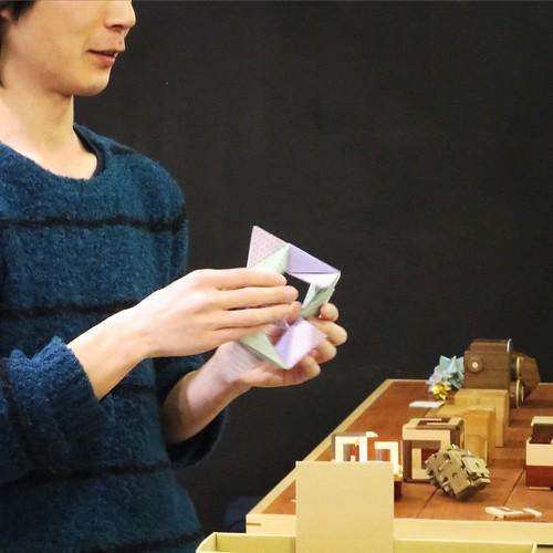 ものづくりのバトルロワイヤル「Cube Étude」参戦_c0060143_15525626.jpg