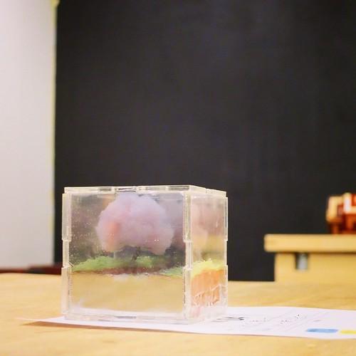ものづくりのバトルロワイヤル「Cube Étude」参戦_c0060143_15525632.jpg