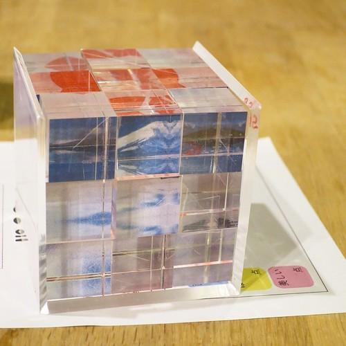ものづくりのバトルロワイヤル「Cube Étude」参戦_c0060143_15533429.jpg