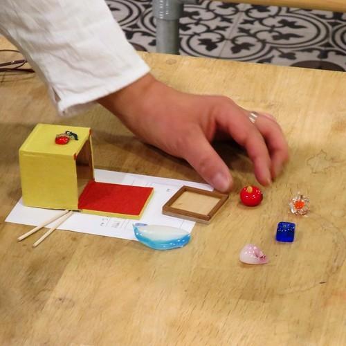 ものづくり系イベント「Cube Étude」が楽しすぎる_c0060143_15550140.jpg