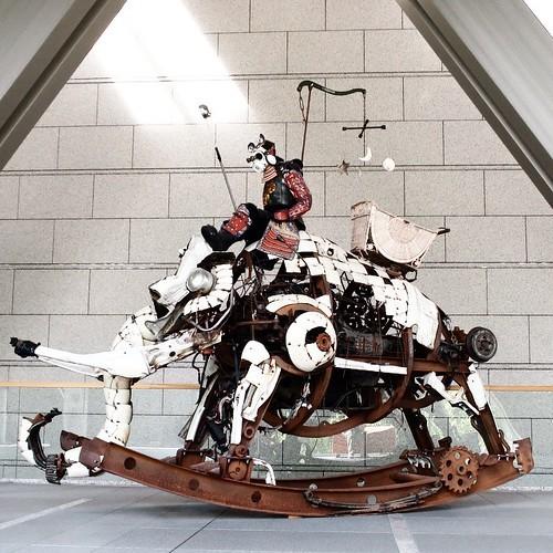 ぶらりと、東京都立現代美術館_c0060143_19015059.jpg
