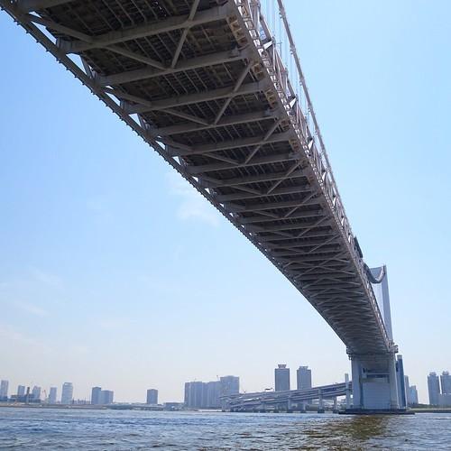 隅田川と東京湾の橋を巡るクルージング旅_c0060143_19312191.jpg