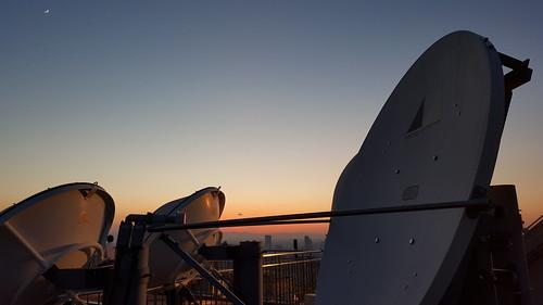 六本木から見る夕焼けの景色など #Galaxyアンバサダー_c0060143_19375715.jpg