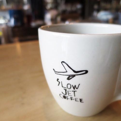 Slow Jet Coffeeに初めて来てみた_c0060143_19422507.jpg