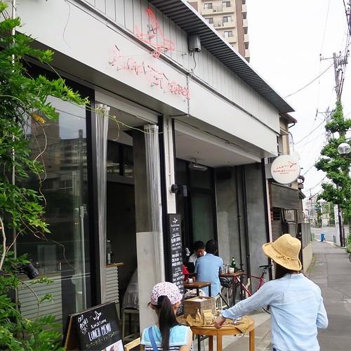 Slow Jet Coffeeに初めて来てみた_c0060143_19422571.jpg