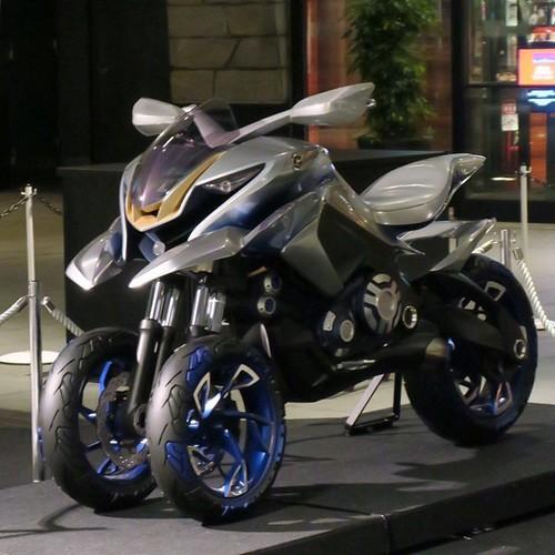 バイクから楽器まで。ヤマハとヤマハ発動機の渾身のコンセプトモデルが凄すぎる件_c0060143_20414468.jpg