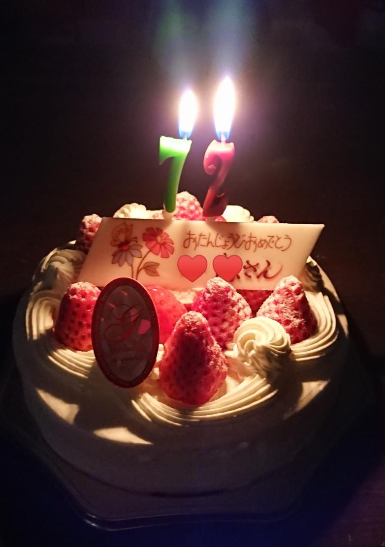 母の誕生日_f0168650_21135298.jpg
