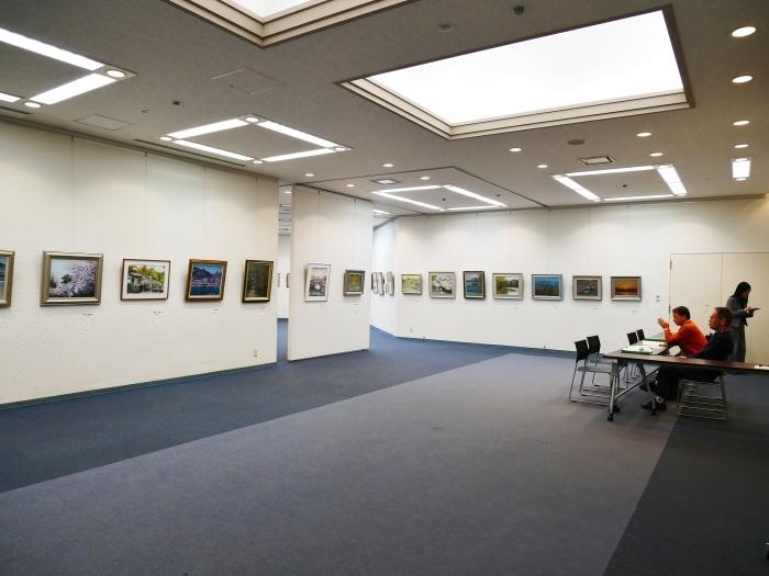 第7回 わかやま名所・旧跡絵画展  2020-02-03 00:00  _b0093754_23090568.jpg