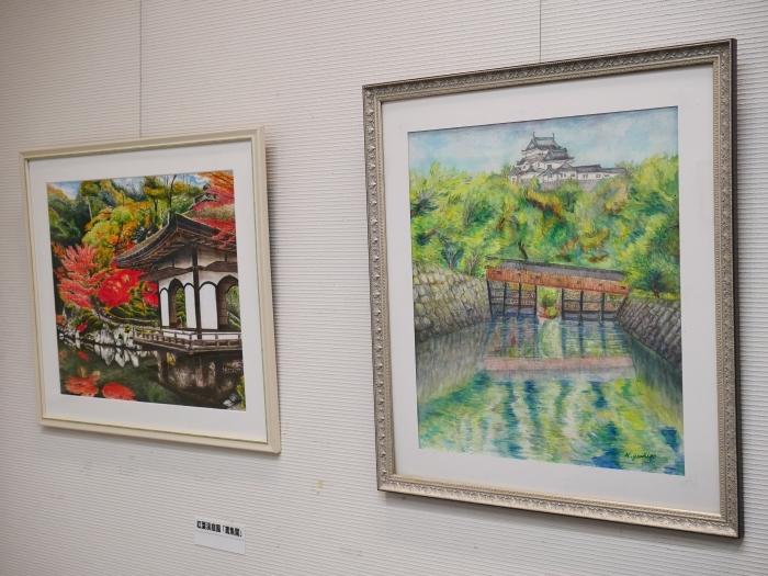 第7回 わかやま名所・旧跡絵画展  2020-02-03 00:00  _b0093754_23095400.jpg