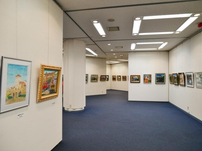 第7回 わかやま名所・旧跡絵画展  2020-02-03 00:00  _b0093754_23100624.jpg