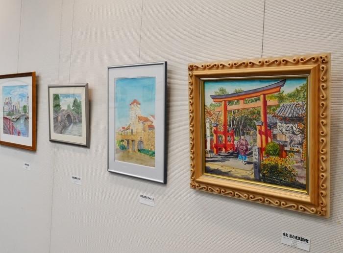 第7回 わかやま名所・旧跡絵画展  2020-02-03 00:00  _b0093754_23101657.jpg