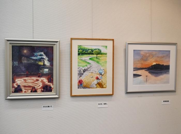 第7回 わかやま名所・旧跡絵画展  2020-02-03 00:00  _b0093754_23102751.jpg