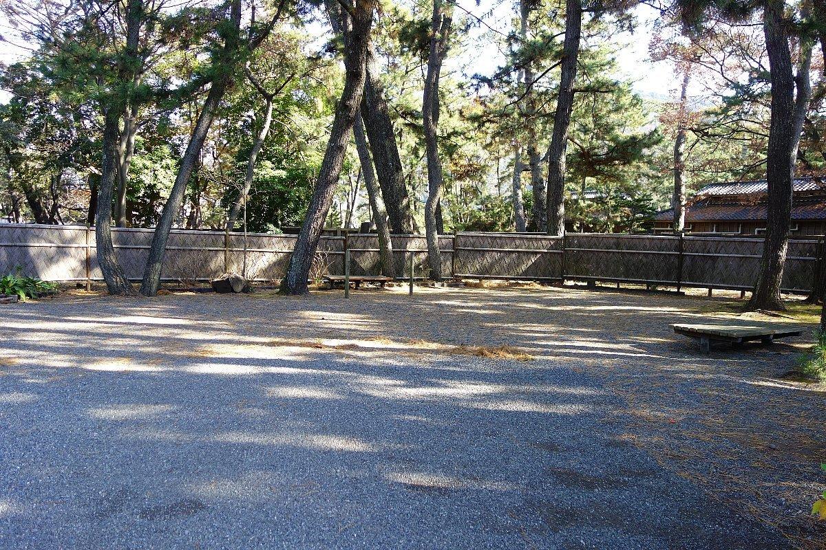 沼津御用邸記念公園 西附属邸(その2)_c0112559_08315030.jpg