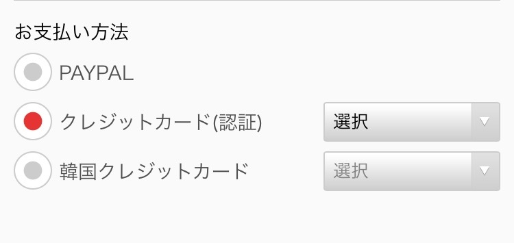 ソウル旅行 6 嬉しい☆新羅免税店オンラインのクレカ決済が復活!!_f0054260_15265268.jpg