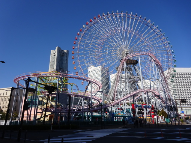 インターコンチネンタル横浜Pier 8 (7)_b0405262_19363020.jpg