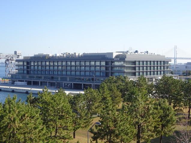 インターコンチネンタル横浜Pier 8 (8) カップヌードルミュージアム横浜_b0405262_19441532.jpg