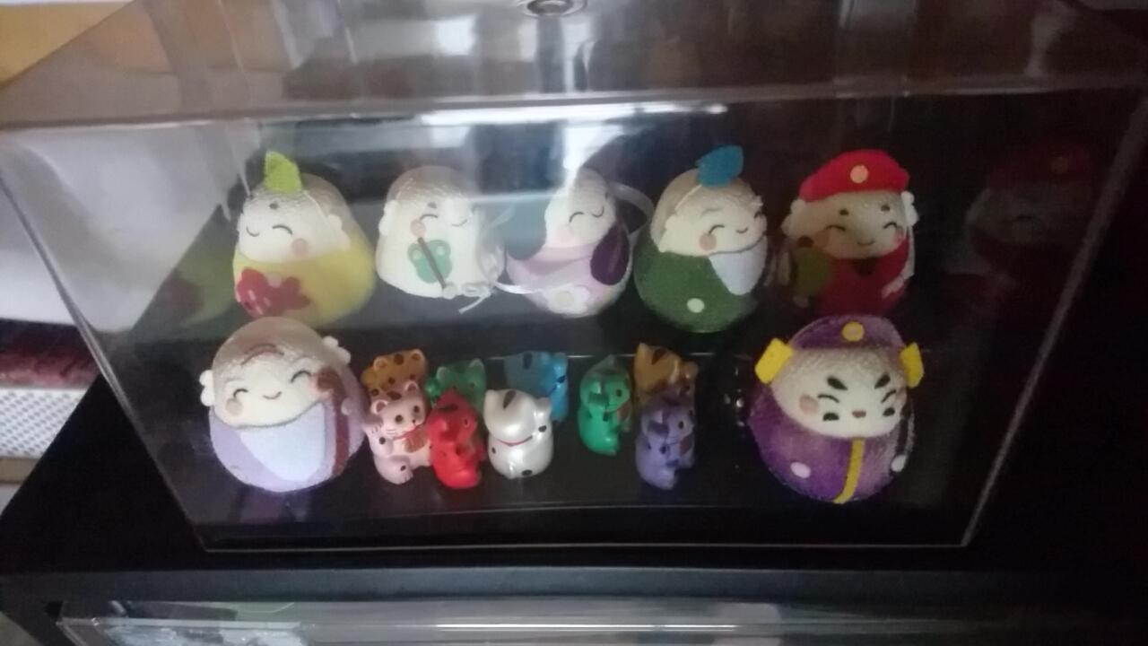 七福神と招き猫_b0106766_15213452.jpg
