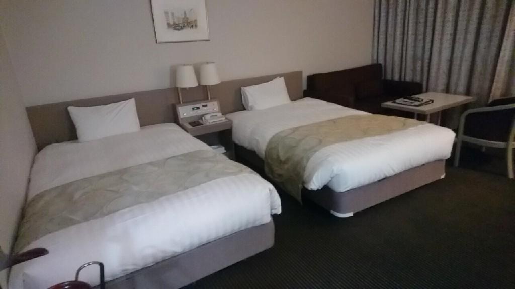 ホテル青森のツインルーム_b0106766_20490683.jpg