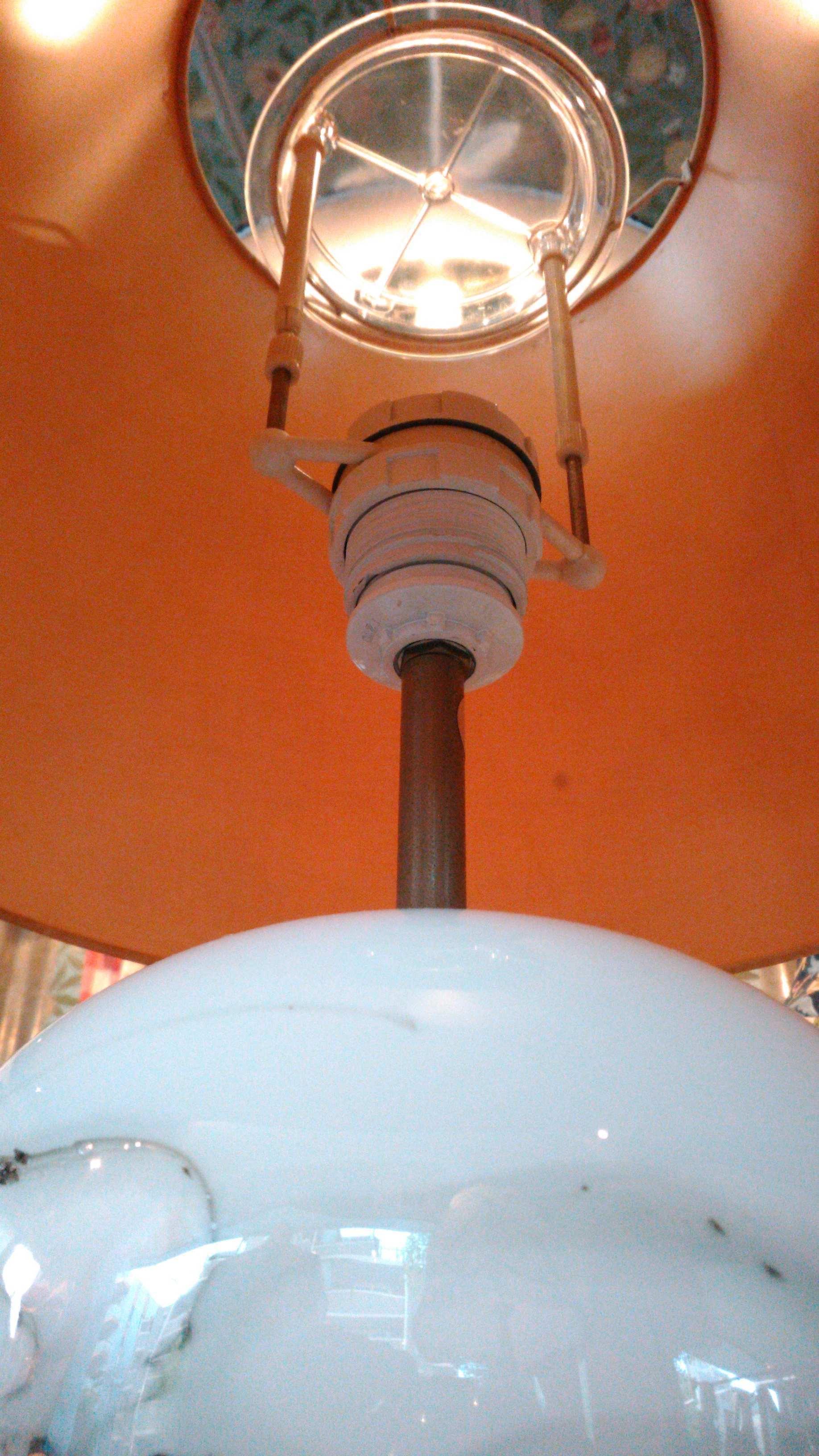 ランプシェード 張替 モリス正規販売店のブライト_c0157866_19425671.jpg