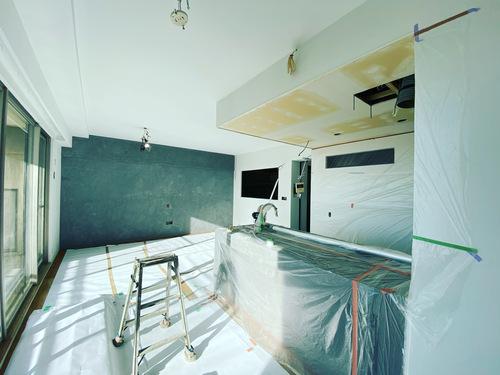 N様邸マンションリノベーションその5 塗装工事_c0180474_0223427.jpg