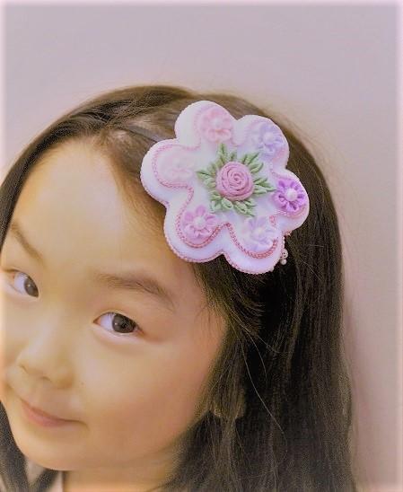 チマチョゴリに合う髪飾り ペッシテンギ_c0122475_19352259.jpg