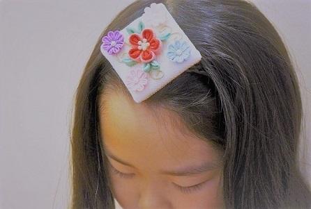 チマチョゴリに合う髪飾り ペッシテンギ_c0122475_19550760.jpg