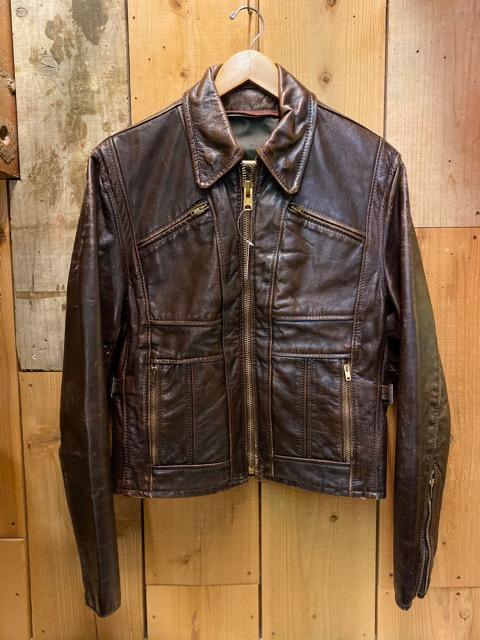 2月1日(土)マグネッツ大阪店スーペリア入荷!!#7 LeatherJkt編! Trucker &Buckskin、SingleRiders、G-1 Type!!_c0078587_16373460.jpg