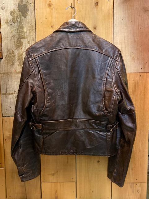 2月1日(土)マグネッツ大阪店スーペリア入荷!!#7 LeatherJkt編! Trucker &Buckskin、SingleRiders、G-1 Type!!_c0078587_16374359.jpg