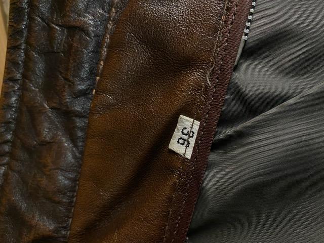 2月1日(土)マグネッツ大阪店スーペリア入荷!!#7 LeatherJkt編! Trucker &Buckskin、SingleRiders、G-1 Type!!_c0078587_16375650.jpg
